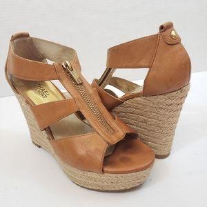 MICHAEL Michael Kors Damita Platform Wedge Sandal